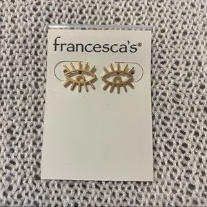 Francesca's Stud Earrings